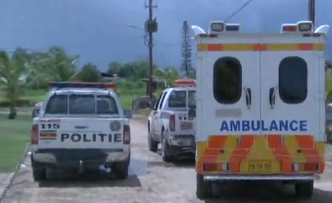 Ambulance Suriname